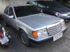 1993 BENZ E230 โฉม W124 E หน้า (โรงจำปา ปี93-97)  Sedan 4 Drs. -0