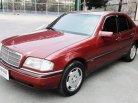 1995 Mercedes-Benz C220 Elegance sedan -0