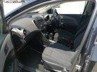 2017 Chevrolet Sonic LTZ sedan -7
