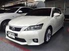 LEXUS CT200H 1.8 PREMIUM HATCHBACK AT ปี 2015 (รหัส #TMOOO3264)-1