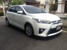 Toyota YARIS G 2014 hatchback-0