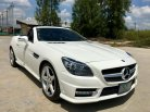 2014 Mercedes-Benz SLK200 AMG convertible -0