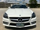 2014 Mercedes-Benz SLK200 AMG convertible -1