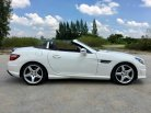 2014 Mercedes-Benz SLK200 AMG convertible -2