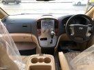 J0018 Hyundai H1 2011 สีบรอนซ์เงิน 2.5Deluxe เกียร์ออโต้-8