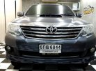 ขายรถ TOYOTA Fortuner G 2013-8