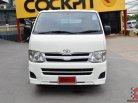 Toyota Hiace 2.5 ตัวเตี้ย (ปี 2013) D4D Van MT-1