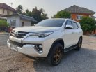 """Toyota Fortuner 2.4V ปี15""""จด17""""-8"""