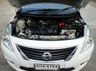 รถบ้าน วิ่งน้อย มีรับประกัน 2 ปี 2013 Nissan Almera 1.2 E -8