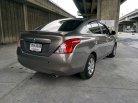 เมญ่าขายรถมืองสองฟรีดาวน์ Nissan Almera 1.2E A/T 2013-3