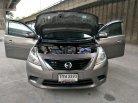 เมญ่าขายรถมืองสองฟรีดาวน์ Nissan Almera 1.2E A/T 2013-13