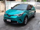 Toyota C-HR 1.8 Hi Hybrid ปี18 รถบ้านสวยรูปทรงโฉบเฉี่ยวดูมีเสน่ห์ขับดีออฟชั่นเต็มพร้อมใช้งาน-0