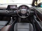 Toyota C-HR 1.8 Hi Hybrid ปี18 รถบ้านสวยรูปทรงโฉบเฉี่ยวดูมีเสน่ห์ขับดีออฟชั่นเต็มพร้อมใช้งาน-9