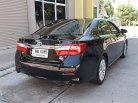 Toyota Camry 2.5 Hybrid ปี12 สีดำ รถบ้านมือเดียวทรงสวยภายในนั่งสบายเครื่องช่วงล่างแน่นขับดีออฟชั่นครบพร้อมใช้-5