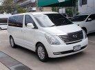 ปี11 Hyundai Grand starex 2.5 VIP สีขาว รถสวยมือเดียวน่าหาใช้ขับดีไม่มีอุบัติเหตุสภาพพร้อมใช้งาน-0