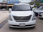 ปี11 Hyundai Grand starex 2.5 VIP สีขาว รถสวยมือเดียวน่าหาใช้ขับดีไม่มีอุบัติเหตุสภาพพร้อมใช้งาน-2