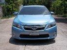 Toyota Camry 2.5 Hybrid ปี13 สีฟ้า -0
