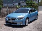 Toyota Camry 2.5 Hybrid ปี13 สีฟ้า -2