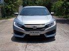 Honda Civic Fc 1.8 E ปี 2016 รถบ้านสวยเดิมมือเดียวขับดีเครื่องฟิตช่วงล่างแน่นไม่มีอุบัติเหตุอุปกรณ์ครบ-2