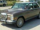 รถ BENZ-W114/8 - รุ่น 230 ปี -1