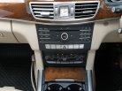 ขาย Benz E300 Diesel Bluetec (W212) รถศูนย์ปี2015 รถสวย พร้อมใช้งาน-5