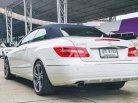 Benz E250 cgi cabriolet ปี 2011-2