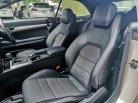 Benz E250 cgi cabriolet ปี 2011-8