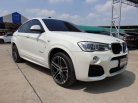 BMW X4 2.0D Msport มือเดียว 4หมื่นโล BSIหมด2023-0