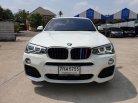 BMW X4 2.0D Msport มือเดียว 4หมื่นโล BSIหมด2023-1