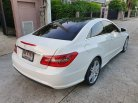 2014 Mercedes-Benz E200 CGI BlueEFFICIENCY 1.8 W207 (ปี 10-16) Sport Coupe AT-6