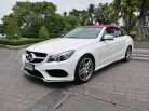 Mercedes-benz E200 AMG cabriolet blueeficiency w207 Sport Coupe ปี 2015 จด 18-2