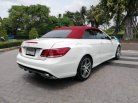 Mercedes-benz E200 AMG cabriolet blueeficiency w207 Sport Coupe ปี 2015 จด 18-4