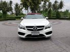 Mercedes-benz E200 AMG cabriolet blueeficiency w207 Sport Coupe ปี 2015 จด 18-1