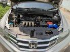 2012 ฟรีดาวน์ จัดเต็ม ตัวรองท็อป  Honda city 1.5 V auto-10