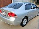 2006 Honda CIVIC 1.8 S i-VTEC sedan รถบ้านแท้ ไม่เคยมีประวัติติดแก๊ส เดิมๆ ไม่แต่งซิ่ง  มีเล่มพร้อมโอน สนใจสภาพเดิมๆ คันนี้ไม่ผิดหวัง-5