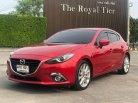 2015 Mazda 3 2.0 S Sports hatchback วิ่งน้อยเพียง 7x,xxx km ขายราคาขายส่ง ตลาดแตกเลยคะ ราคานี้-2