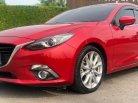2015 Mazda 3 2.0 S Sports hatchback วิ่งน้อยเพียง 7x,xxx km ขายราคาขายส่ง ตลาดแตกเลยคะ ราคานี้-7
