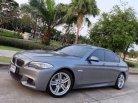 2011 BMW Series5 F10 528i Sport เบนซินแรงสุด ประกอบนอก ออฟชั่นล้นมาก ไมล์6หมื่น-1