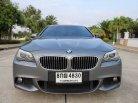 2011 BMW Series5 F10 528i Sport เบนซินแรงสุด ประกอบนอก ออฟชั่นล้นมาก ไมล์6หมื่น-0