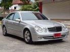 Mercedes-Benz E240 2.6 W211 (ปี 2005) Avantgarde Sedan AT-0