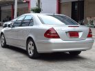 Mercedes-Benz E240 2.6 W211 (ปี 2005) Avantgarde Sedan AT-1