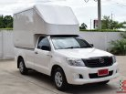 Toyota Hilux Vigo 2.5 CHAMP SINGLE (ปี 2012) J Pickup MT-0