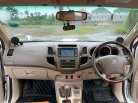 Toyota Fortuner 3.0 V 4WD AT ปี2006-7