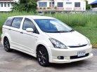Toyota Wish 2.0 Q Sport Touring l ปี2005 สีขาวมุก-0