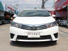 ขายรถ Toyota Corolla Altis 1.6 G 2016 sedan -0