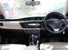 ขายรถ Toyota Corolla Altis 1.6 G 2016 sedan -1