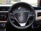 ขายรถ Toyota Corolla Altis 1.6 G 2014 sedan -1