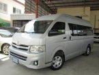 Toyota Hiace 2.5 commuter D4D ปี 2013
