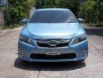 Toyota Camry 2.5 Hybrid ปี13 สีฟ้า