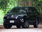 Toyota Forturner 2.8V A/T ขับเคลื่อน 2 ล้อ ปี2017